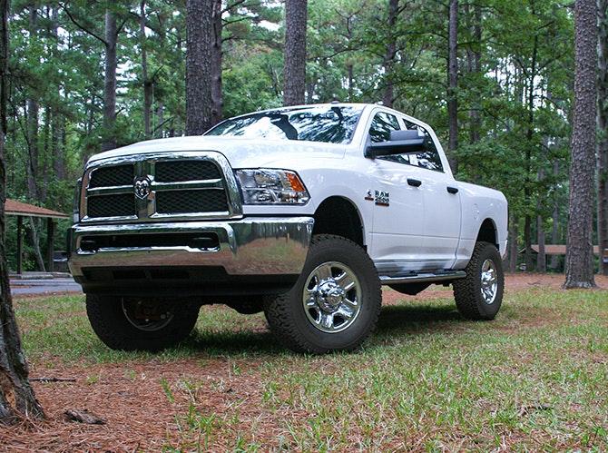 2 5 Quot Dodge Front Leveling Kit 2014 2017 Ram 2500 2013