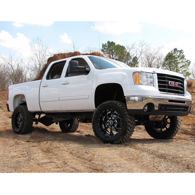 "2009 Dodge Ram 2500 3500 Diesel 6 Superlift Suspension: 6""-7.5"" GM Suspension Lift Kit"